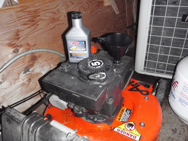 Ariens Leaking Fuel